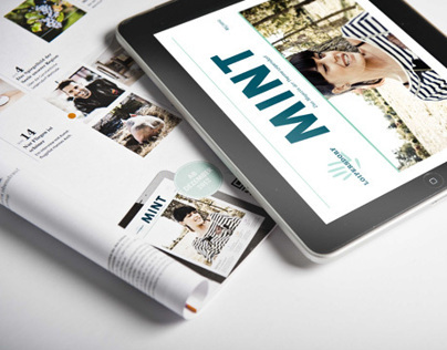 MINT - Digital Branding