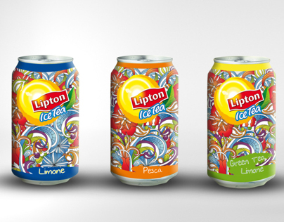 Lipton Ice Tea - Special Edition