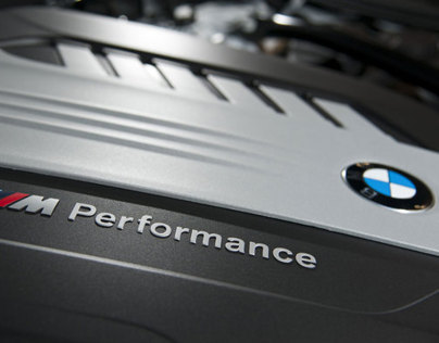 BMW M Performance TwinPower Turbo engine