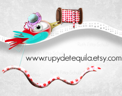 Business Cards by Rupydetequila