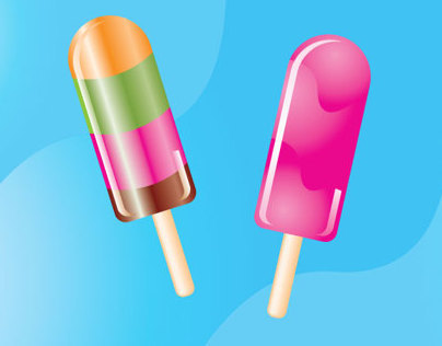 Lolly Pops - Vector Design