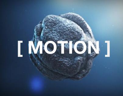 Motion graphics designed
