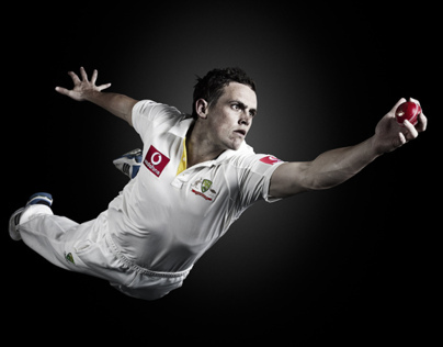 AUSTRALIAN CRICKET TEAM FOR TOYOTA