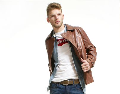 GNG Men Fall-Winter Lookbook . LEVIS