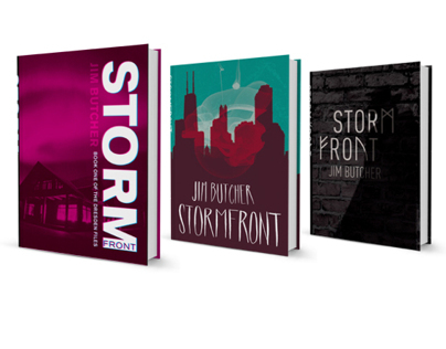 Book Jacket Redesign
