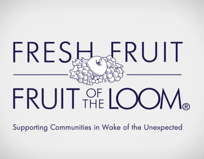 Fruit of the Loom – Fresh Fruit