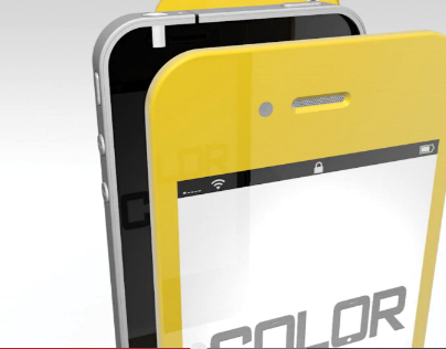 iColor Promotional Animation