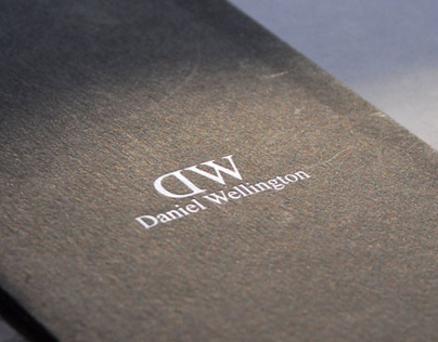 Daniel Wellington Indonesia Visual Identity