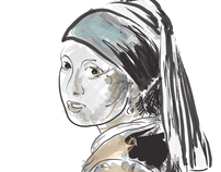 Vermeers Girl with a Pearl Earring