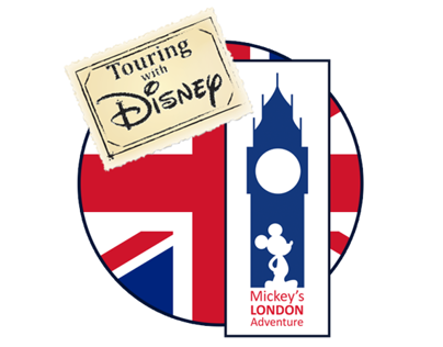 Touring with Disney: Mickey's London Adventure