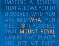 Mount Royal University Viewbook