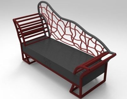 The Vaquita Chaise