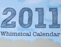 Whimsical Calendar