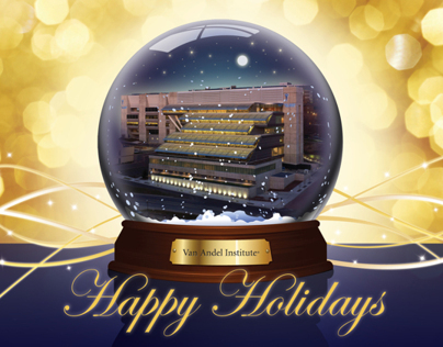 Van Andel Institute Holiday Card