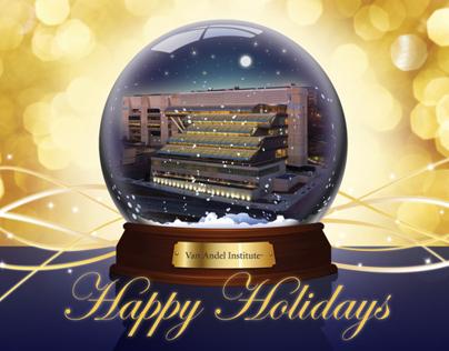 Van Andel Institute Holiday Card