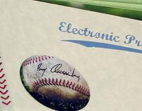 Electronic Pre-press Book