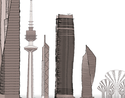 Kuwait Buildings