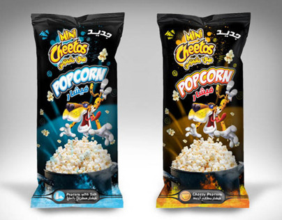 Mini Cheetos Popcorn