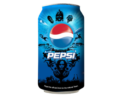 Pepsi ACN Can Design