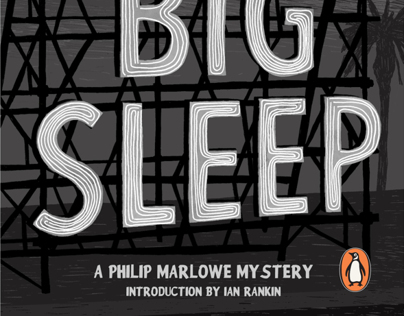 The Big Sleep - Penguin Design Award Competition