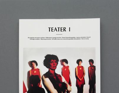 Teater 1 magazine