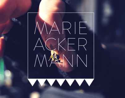 Logo design - Marie Ackermann