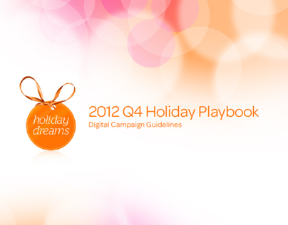 Holiday Playbook