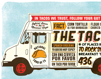 The Taco Infographic