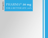 PHARMA 50 mg (Business Identity)