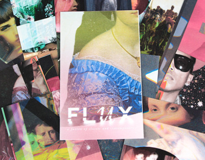 Flux | collages and cards