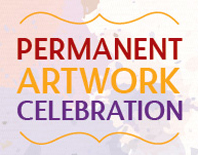 Permanent Artwork Celebration