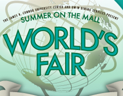 Summer on the Mall - Worlds Fair
