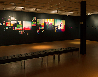 Pixels Fossiles - Exhibition