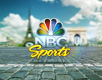 NBC Sports Network // Cycling GFX Package