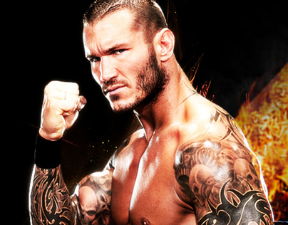 Randy Orton WWE Wrestlers