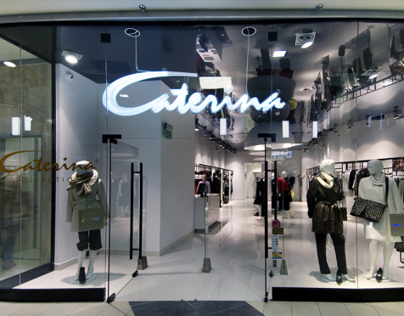 Caterina Fashion House by A+D Retail Store Design