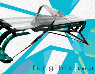 3D Design Fungible Bench
