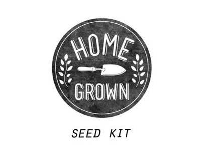 Home Grown Seed Kit