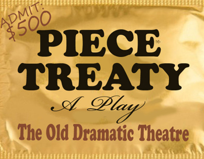Piece Treaty : a play