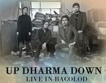 up dharma down (live in bacolod) project