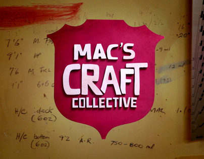 Macs Craft Collective - Raglan Longboards