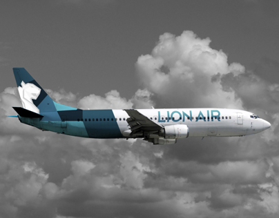 Lion Air Rebranding