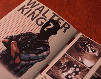 Walter King: Graphic Resume