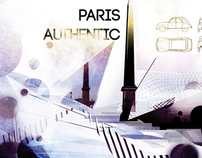 Paris Authentic (Graphic design)