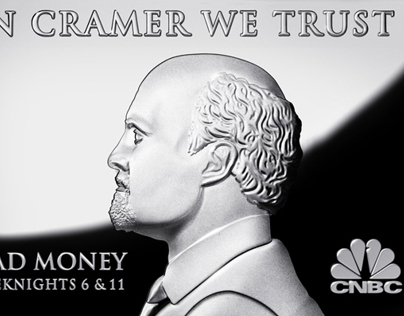 CNBC. Cramer billboards.