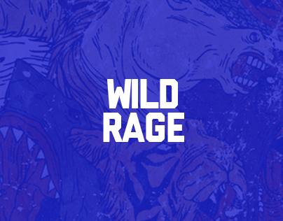 WILD RAGE _ Animal Instinct