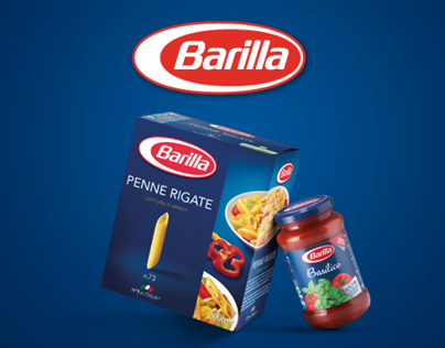 Barilla - Lets create a Love Story Together!