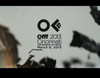 OFFF 2013 Cincinnati Opening Titles