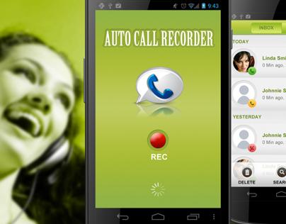 Auto Call Recorder App