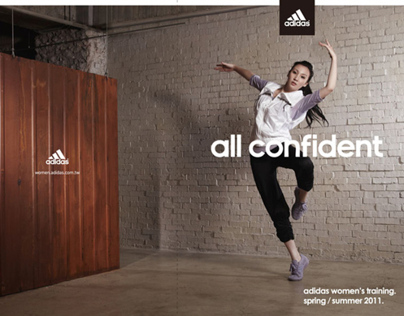 ADIDAS women's training
